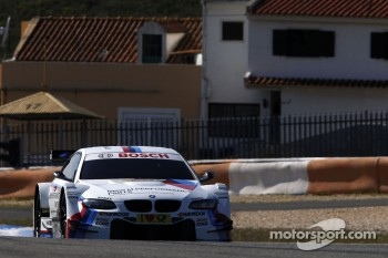 BMW M3 DTM Testing