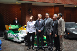 Lotus HVM Racing season launch