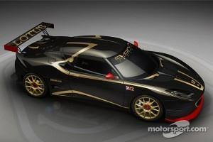 The Alex Job Racing Lotus Evora