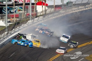Multicar collision