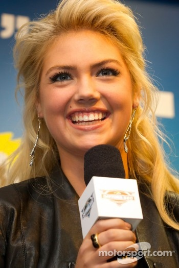 Press conference: Grand Marshal Kate Upton