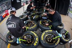 Wheels preparation