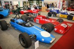 Historic Formula 3 cars