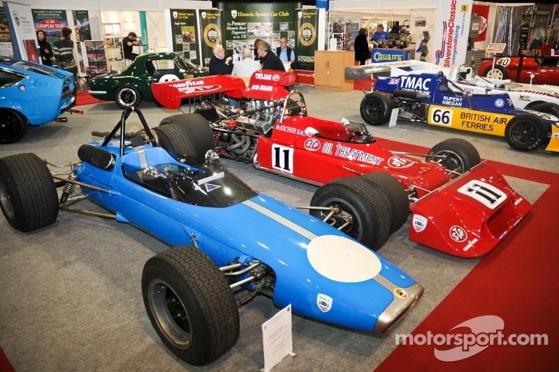 Historic Formula 3 cars