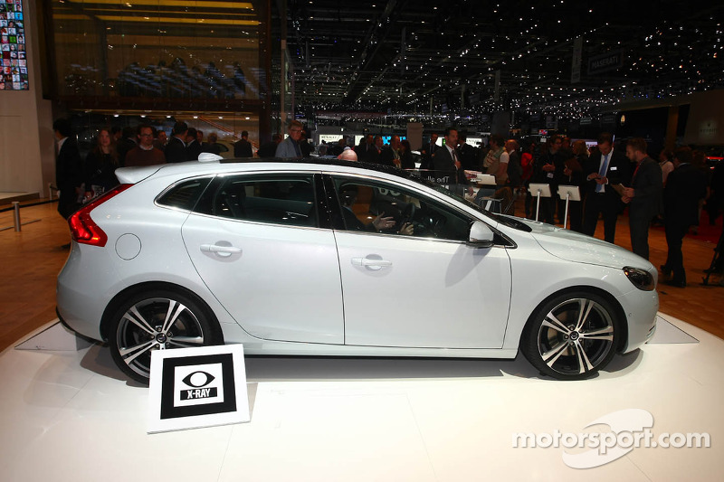 Volvo X40 at Geneva International Auto Show
