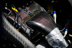 Engine detail on the car of Alex Tagliani, Team Barracuda - BHA Lotus