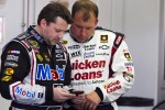 tony-stewart-and-ryan-newman-stewart-haas-racing-chevrolet-2