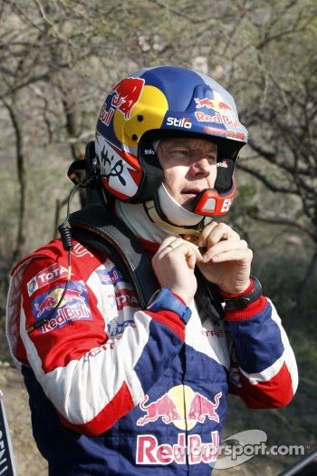 Jarmo Lehtinen, Citroën Total World Rally Team