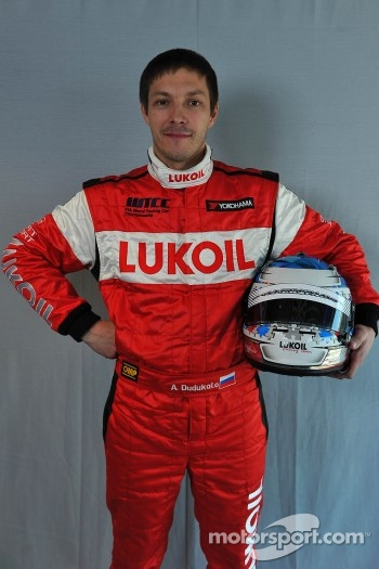 Alexey Dudukalo, SEAT Leon WTCC, Lukoil Racing Team