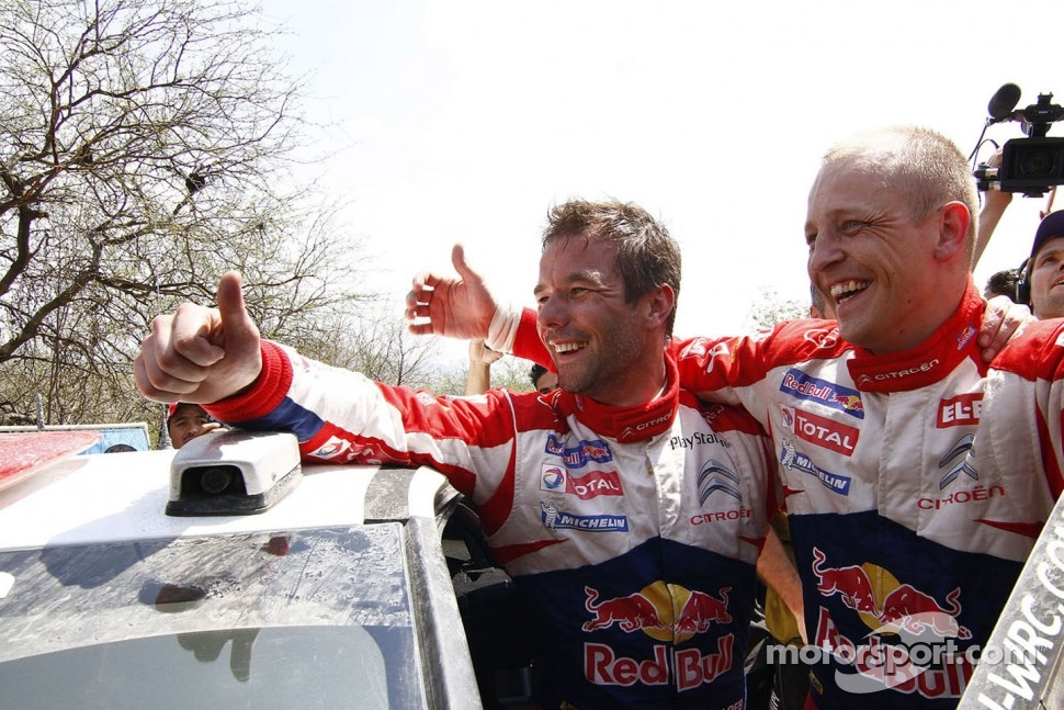 Citroen Total World Rally Team