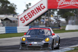 #024 Competition Motorsports Porsche 911 GT3 Cup: Bob Faieta, Michael Avenatti, Cort Wagner