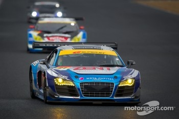 #21 Hitotsuyama Racing Audi R8 LMS: Cyndie Allemann