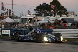 #52 PR1 Mathiasen Motorsports Oreca FLM09: Butch Leitzinger, Ken Dobson, Rudy Junco