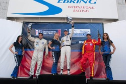 Race #1 L2 Class Podium: Scott Tucker,  Alan Wilzig, Alain Nadal