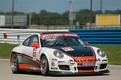 #65 Kelly Moss Motorsports Porsche GT3 Cup: Dyke Morrissey