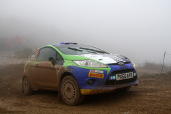 Brendan Reeves and Rhianon Smyth, Ford Fiesta R2