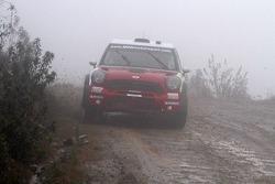 Daniel Sordo and Carlos Del Barrio, Mini John Cooper Works WRC, Prodrive MINI WRC TEAM
