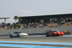 #99 JMB Racing Ferrari 458 Italia: Alain Ferté, Philippe Illiano