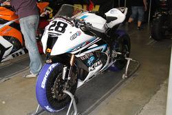 28 - Marco Boue - Kawasaki ZX 10R - PLV Racing