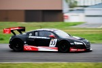#33 Belgian Audi Club Team WRT Audi R8 LMS: Frank Stippler, Oliver Jarvis