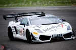 #24 Reiter Engineering Lamborghini Gallardo LP 600: Albert von Thurn und Taxis, Tomas Enge