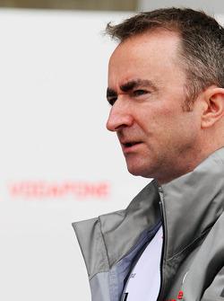 Paddy Lowe, McLaren Mercedes Technical Director