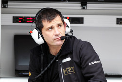 Toni Cuquerella, Hispania Racing F1 Team, Technical Director