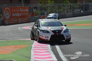Tiago Monteiro, SEAT Leon WTCC, Tuenti Racing Team