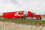 Joe Nemechek's hauler