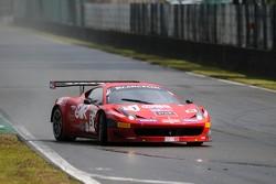 #51 AF Corse Ferrari 458 Italia: Stefano Gai, Michael Lyons
