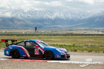 #20 TruSpeed Motorsports Porsche GT3 Cup: Sloan Urry