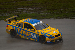#94 Turner Motorsport BMW M3: Bill Auberlen, Paul Dalla Lana spins