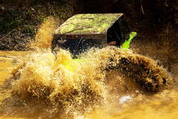 Most 4x4s have a recommended maximum wading depth