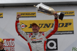 Round 8 winner Gordon Shedden