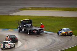#80 BimmerWorld Racing BMW 328i: John Capestro-Dubets, James Clay in trouble