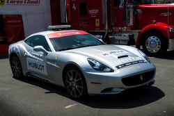 Ferrari pacecar