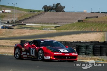 #4 Ferrari of Beverly Hills 458TP: Chris Ruud
