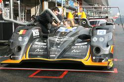 #45 Boutsen Ginion Racing Oreca 03-Nissan: Jack Clarke, Bastien Brière, Jens Petersen