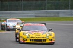 #50 Larbre Competition Chevrolet Corvette C6 ZR1: Patrick Bornhauser, Julien Canal, Fernando Rees