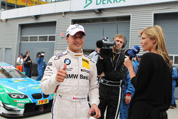 Poleposition  for Bruno Spengler, BMW Team Schnitzer BMW M3 DTM