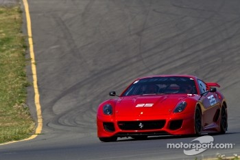 #25 Ferrari 599XX
