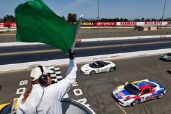 Ferrari Challenge Race #2 Start