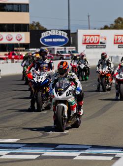 SportBike Race #2 Restart