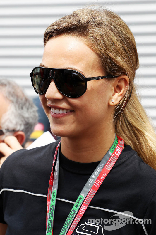 GP3 driver Carmen Jorda, Ocean Racing Technology