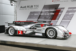 2011 Le Mans winner
