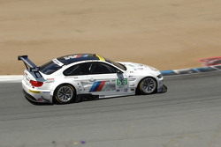#56 BMW Team RLL BMW E92 M3: Joey Hand, Dirk Muller