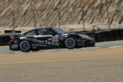 #22 Alex Job Racing Porsche 911 GT3 Cup: Cooper MacNeil, Anthony Lazzaro