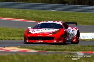 #69 Aim Autosport Team Fxdd Racing With Ferrari 458: Emil Assentato, Jeff Segal