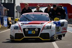 #115 FH Köln Motorsport e.V. Audi TT RS