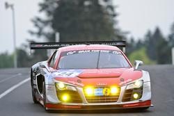 #24 Audi race experience Audi R8 LMS Ultra: Florian Gruber, Alexander Yoong Loong, Warren Luff,Luca Cappellari